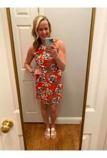 Aryeh Sleeveless  Floral Dress