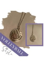 MYS Wholesale Volleyball pendant