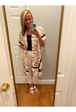 MYS Wholesale Tassel kimono
