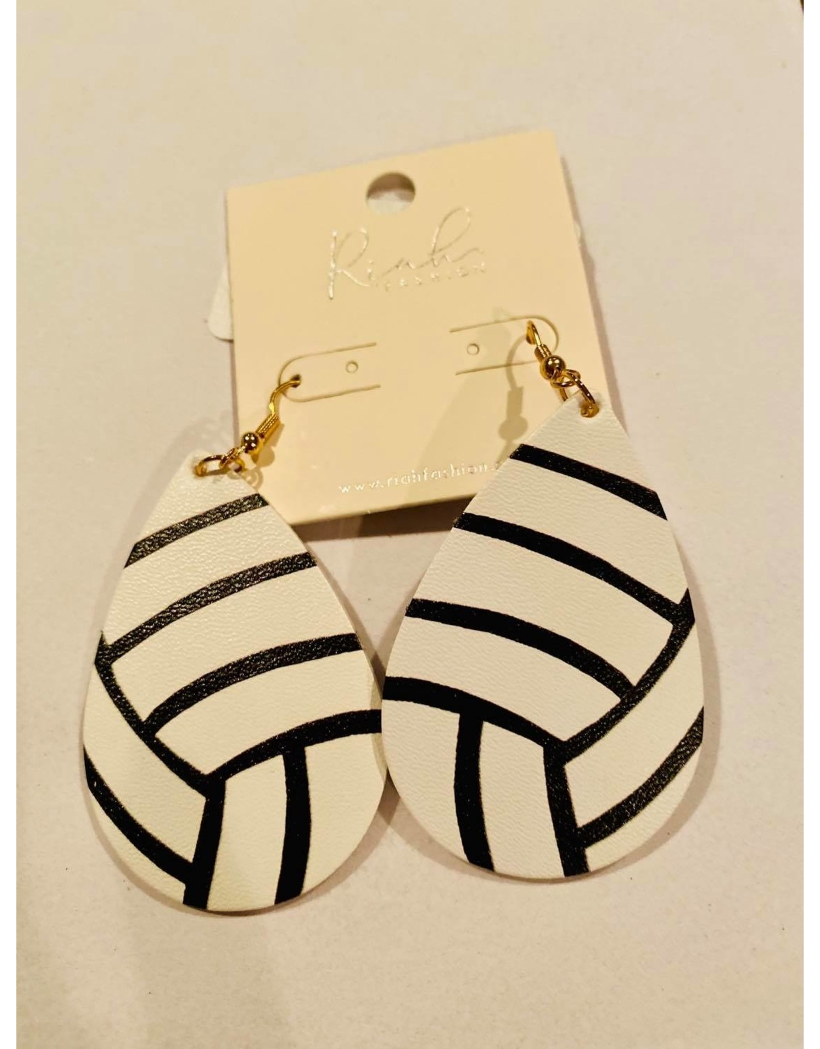 MYS Wholesale Volleyball dangle earrings
