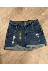 Blue Age Blue age denim shorts