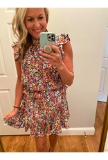 Voy Floral multi colored skirt