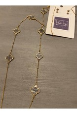 Long TB necklace