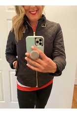 Adele B. Quilted puffer jacket