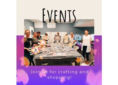 Lilac Ivy Friends Events