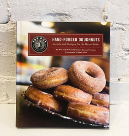 Hand-Forged Doughnuts by Mark & Michael Klebeck with Jess Thomson