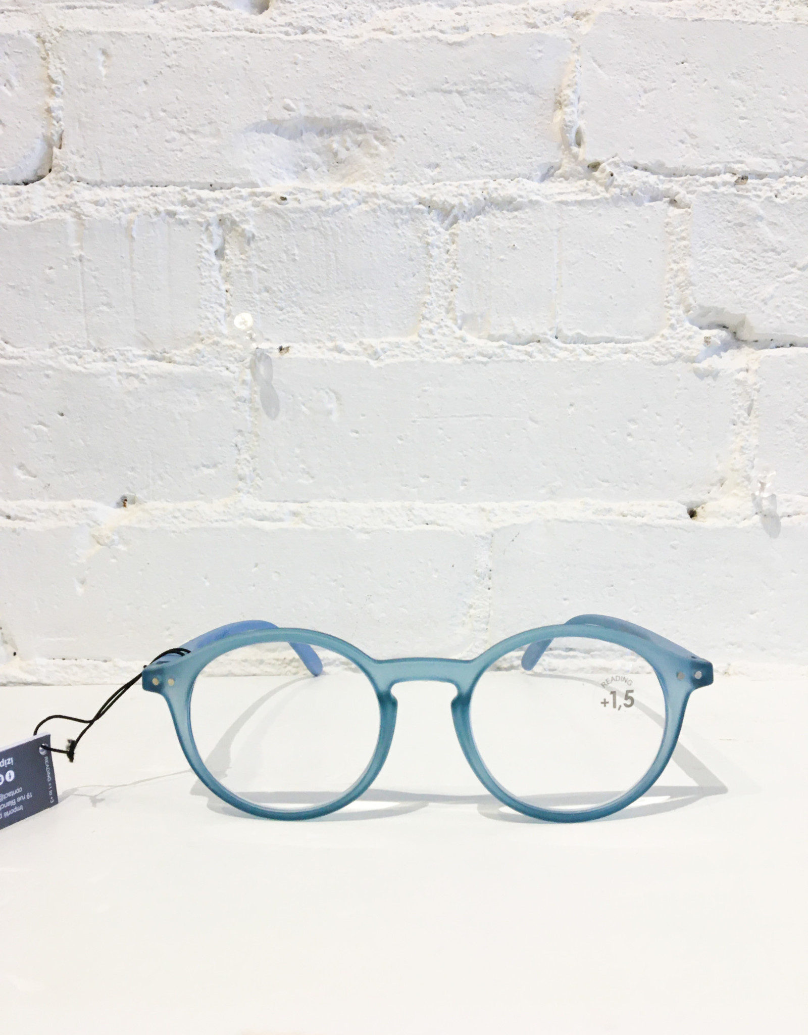 Izipizi Cool Heat Reading Glasses- #D