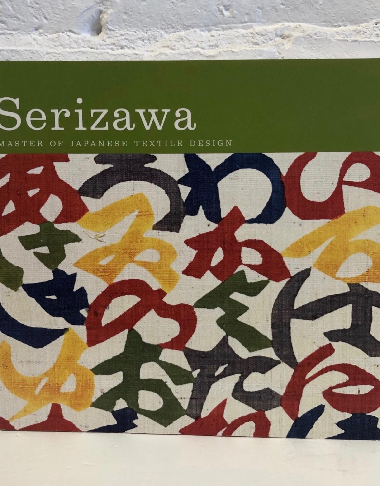 Serizawa: Master of Japanese Textile Design