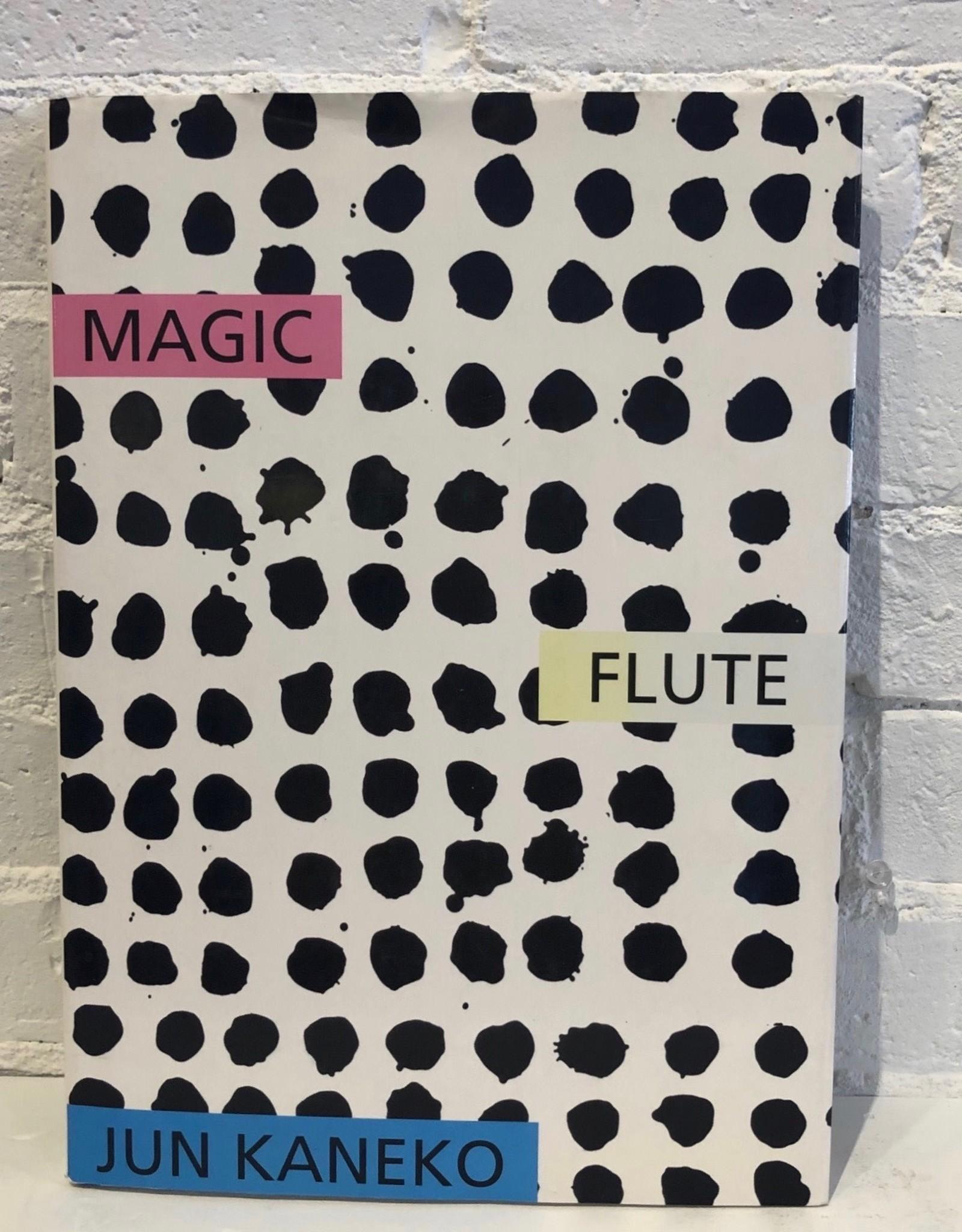Magic Flute by Jun Kaneko
