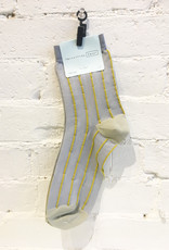 Hansel From Basel Textured Striped Socks
