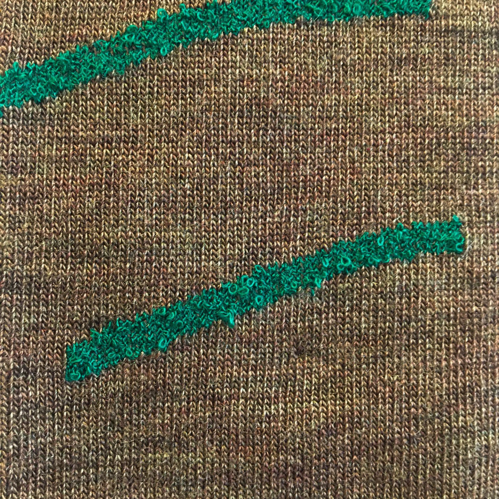 Hansel From Basel Textured Dash Socks