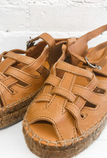 Naguisa Thalis Sandals- Honey