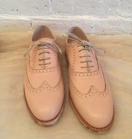 Paraboot Prado Oxfords- Pink