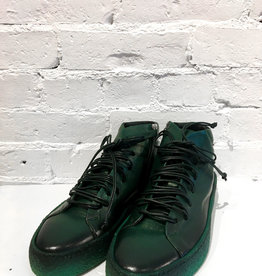 Halmanera High Top Sneaker Green