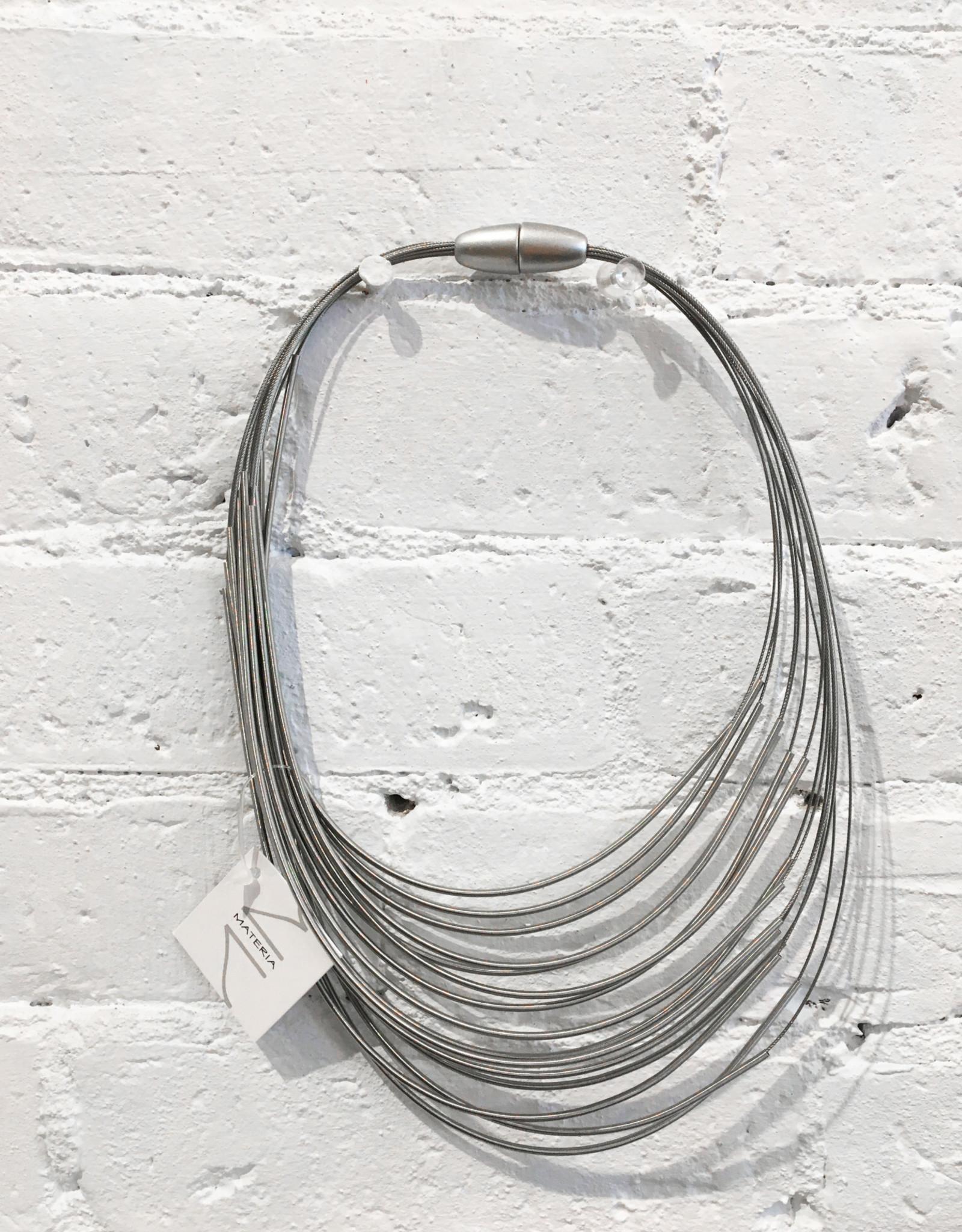 Materia Flos Necklace