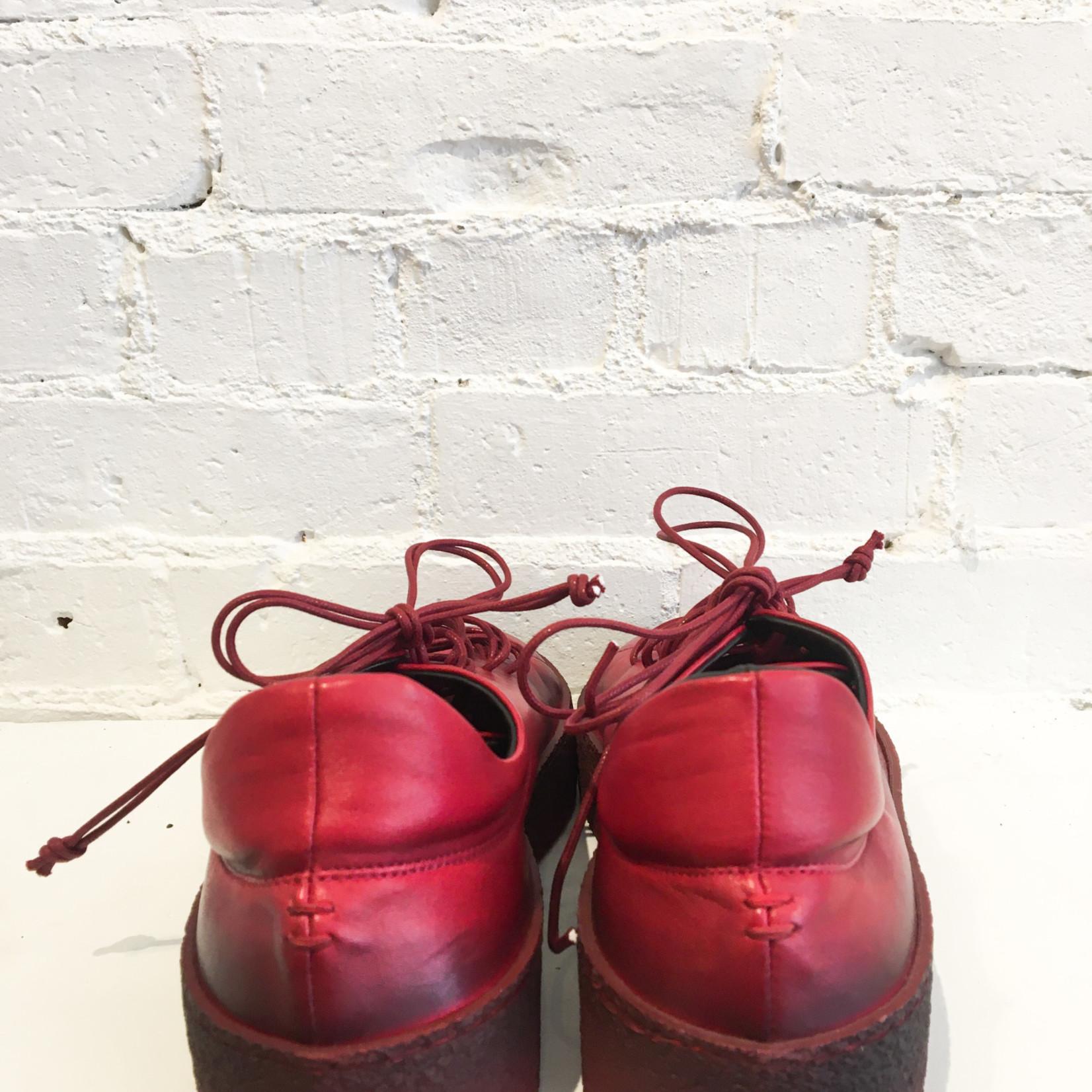 Halmanera Baron Passion Sneaker : Red