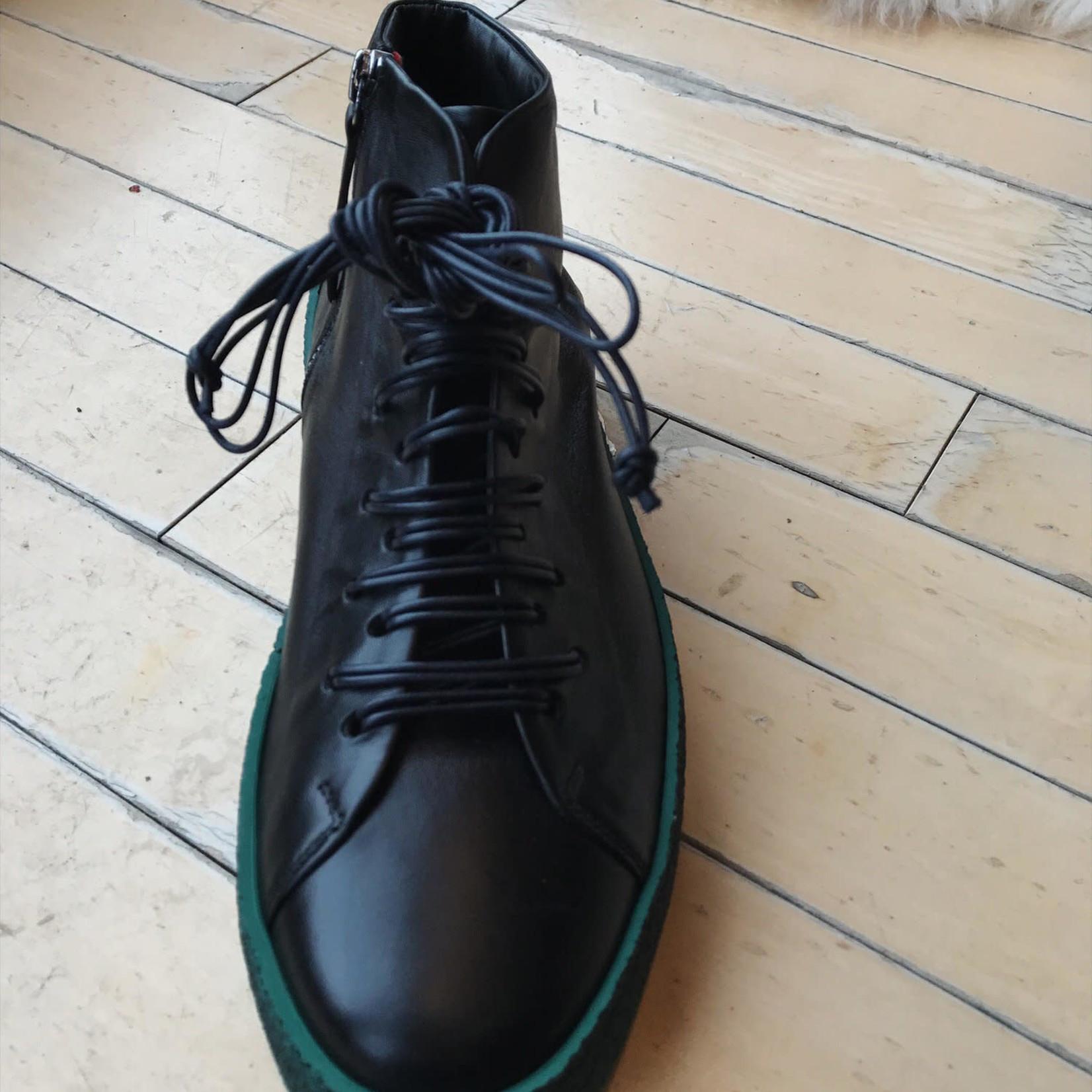 Halmanera Baron Nero Sneaker : Black