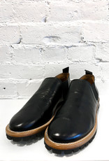 Cappelletti Slip-On Shoes- Black