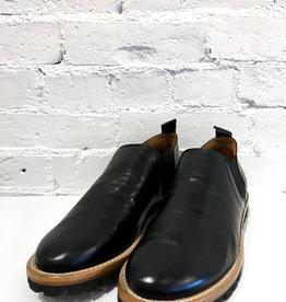 Cappelletti Slip-On Shoes- Black