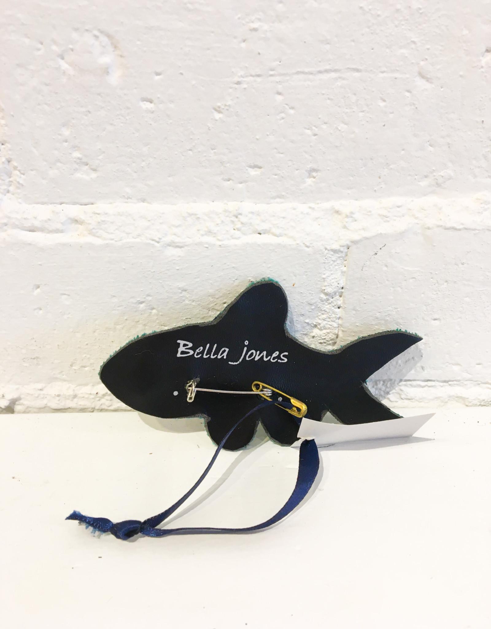 Bella Jones Fish Brooch