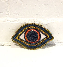 Bella Jones Eye Brooch
