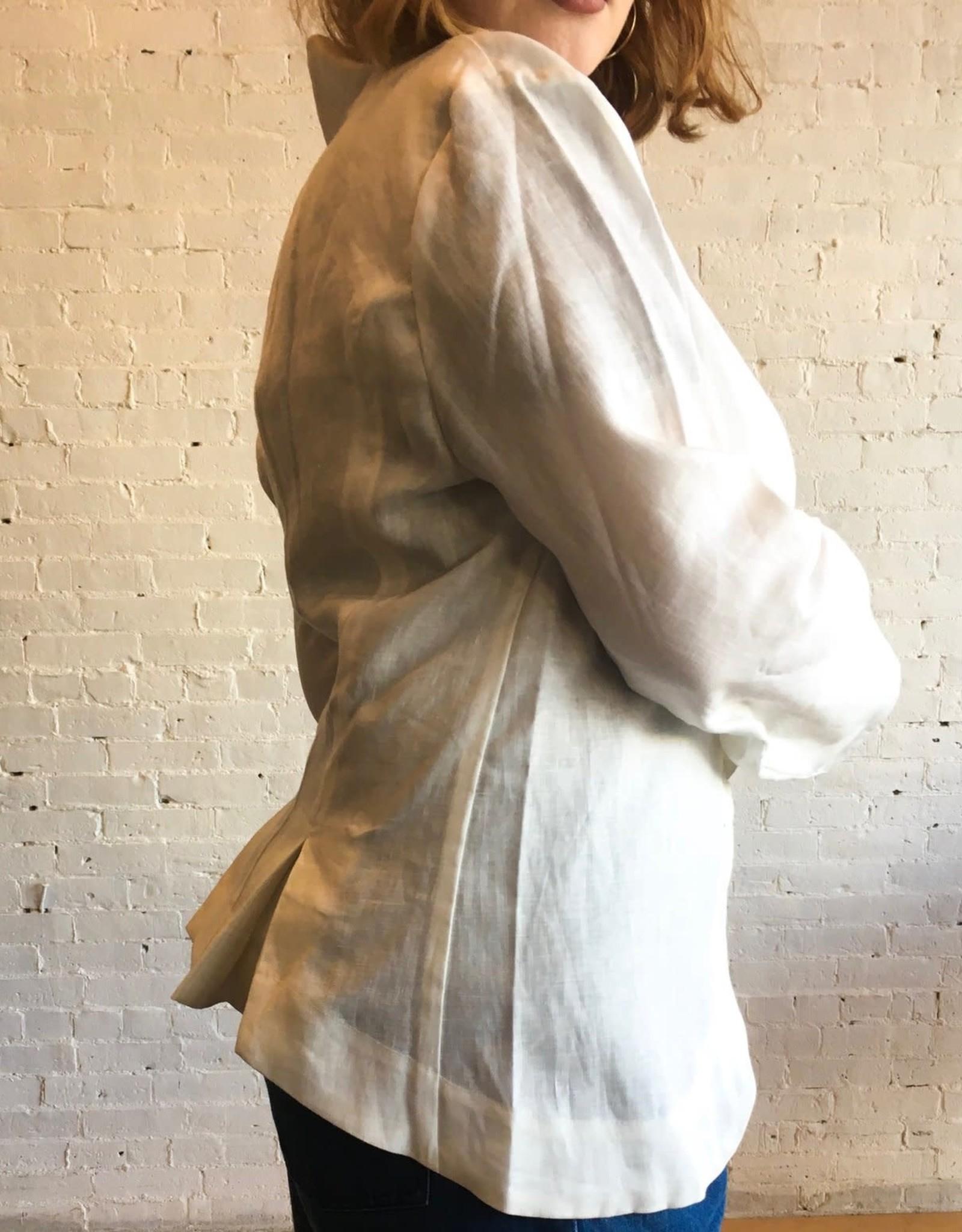 Matthildur Ivory Blazer