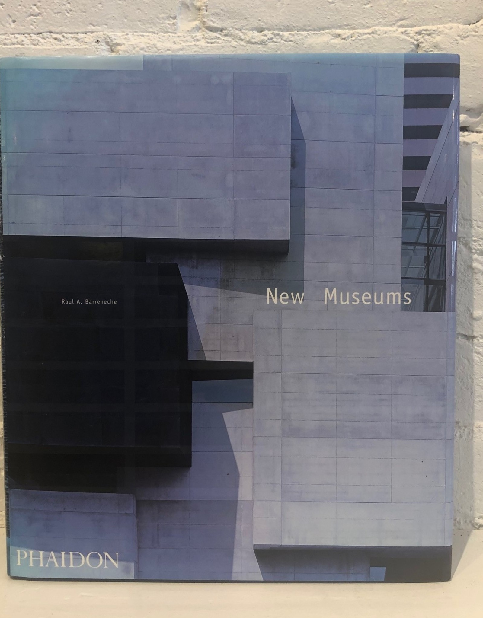 New Museums by Raul A. Barreneche
