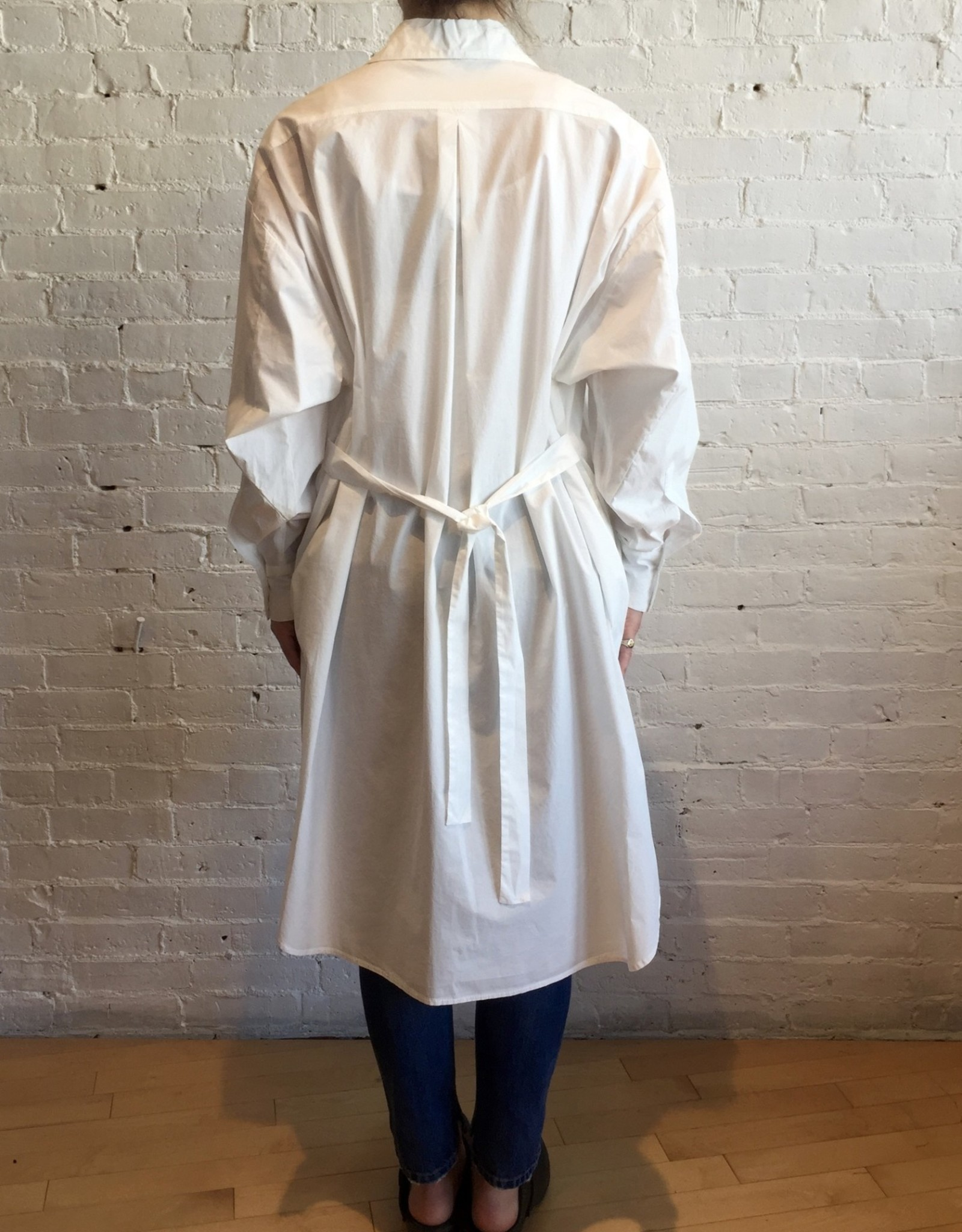 Collection PRIVEE? White Shirt Dress