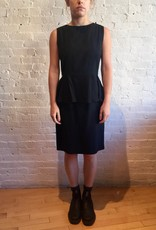 Samuji Idalia Dress- Black
