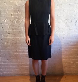 Samuji Idalia Dress- Black