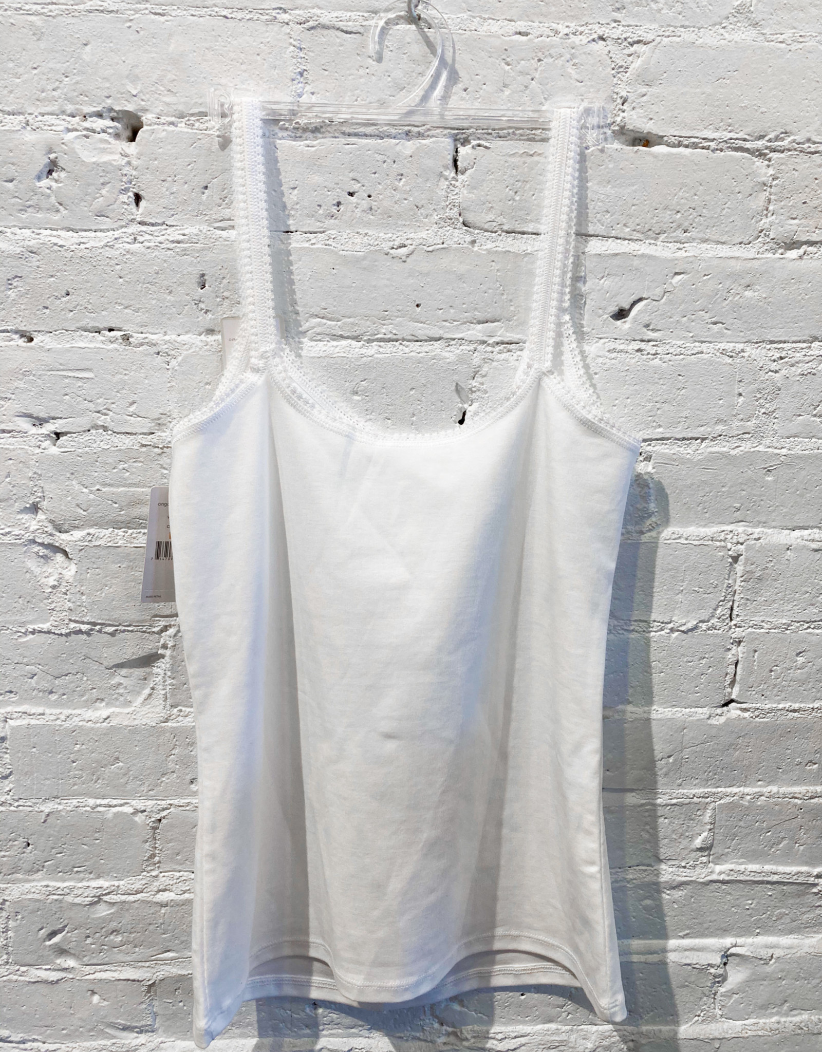 On Gossamer Cabana Cotton Reversible Camisole