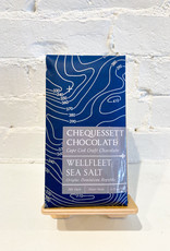 Chequessett Chocolate Wellfleet Sea Salt Bar