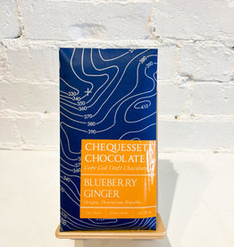 Chequessett Chocolate Blueberry Ginger Bar