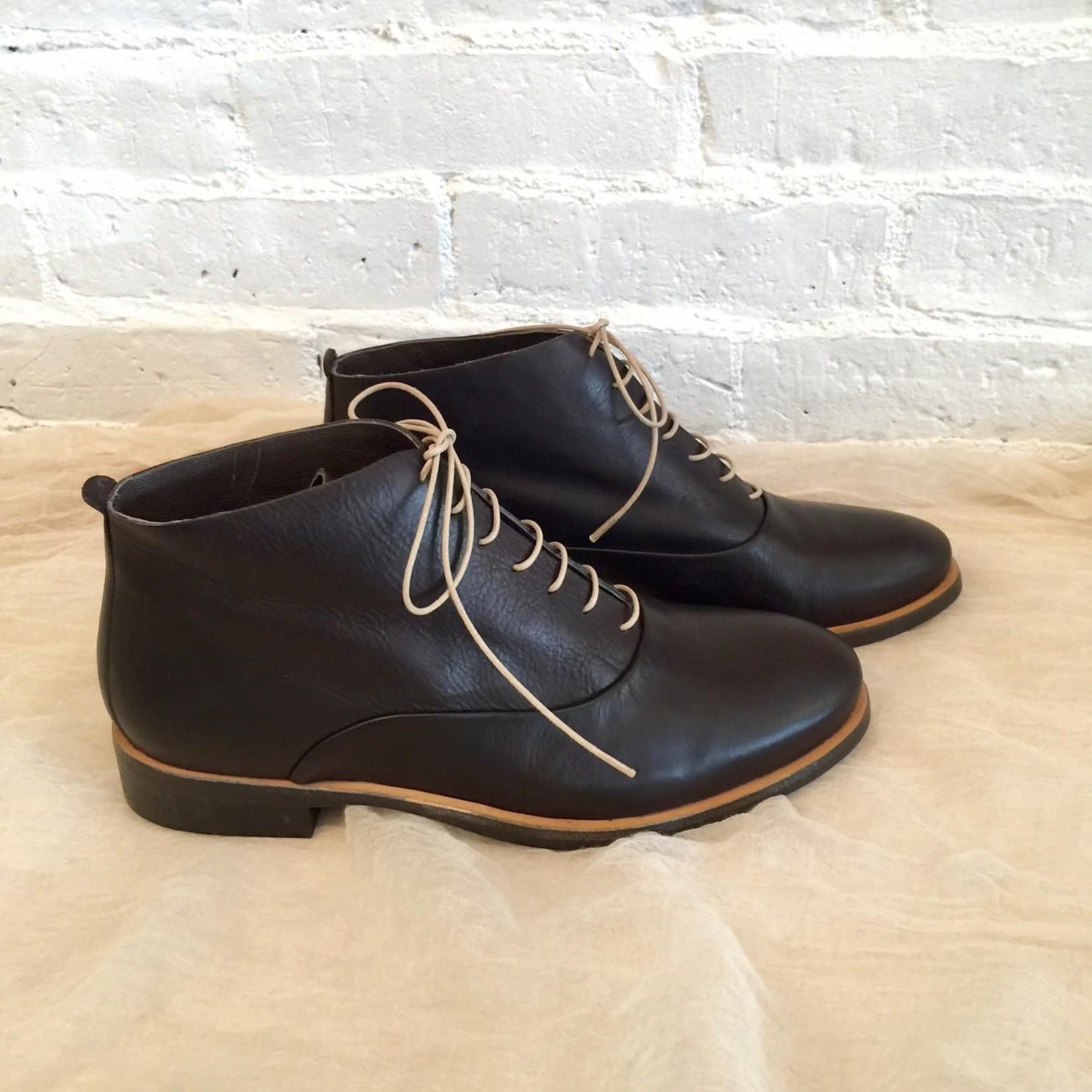 Coclico Black Pagoda Moka Boot