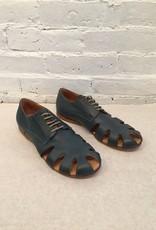 Gidigio Leather Cutout Oxford