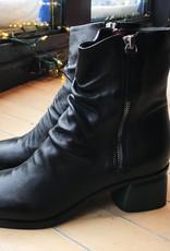 Halmanera Black Arisa Ankle Boot