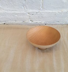 Aeka Wood Lacquer Rice Bowl