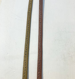 Post & Co Leather Belt