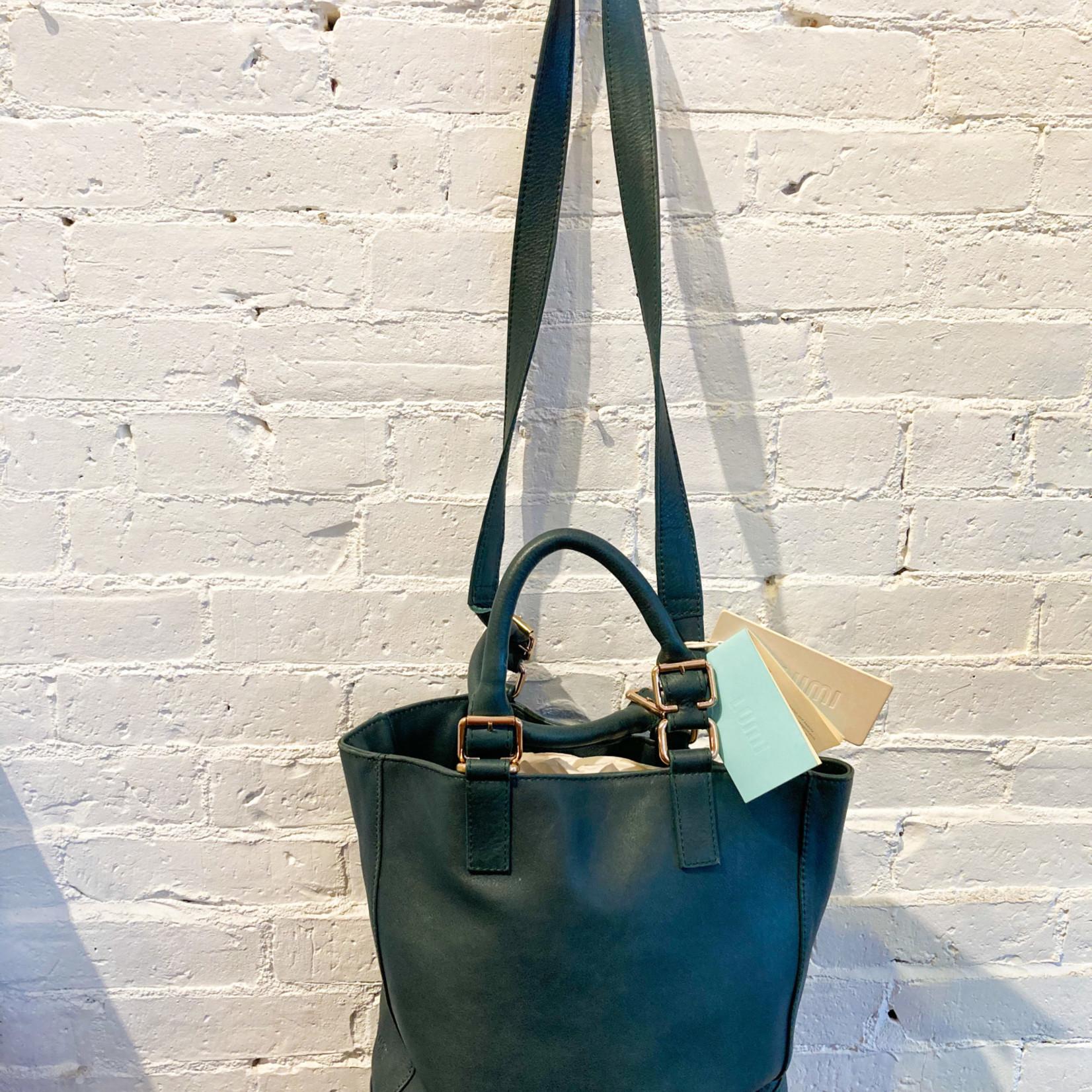 Lumi Tote Bag: Evergreen