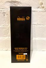 Rhodia Bloc Rhodia #8 Black