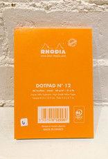 Rhodia Dotpad #12 Orange