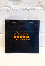 Rhodia Bloc Rhodia #148 Black