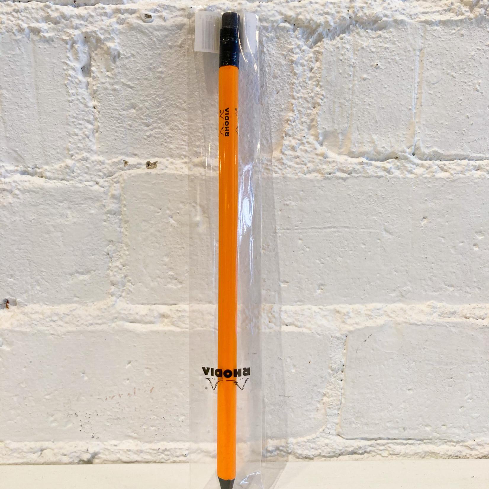 Rhodia Pencil Orange