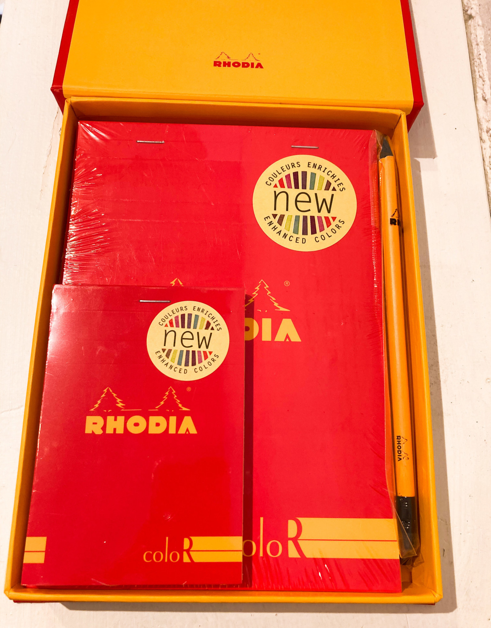 Rhodia Essential Treasure Box