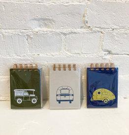 Ruff House Art Mini Notebook