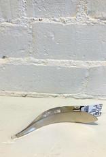 Ficcare Maximas Medium Silver Hair Clip
