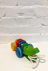 PlanToys Rainbow Alligator