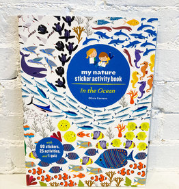PAP My Nature Sticker Activity Book: In the Ocean by Olivia Cosneau