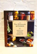 The New Homemade Kitchen by Joseph Shuldiner