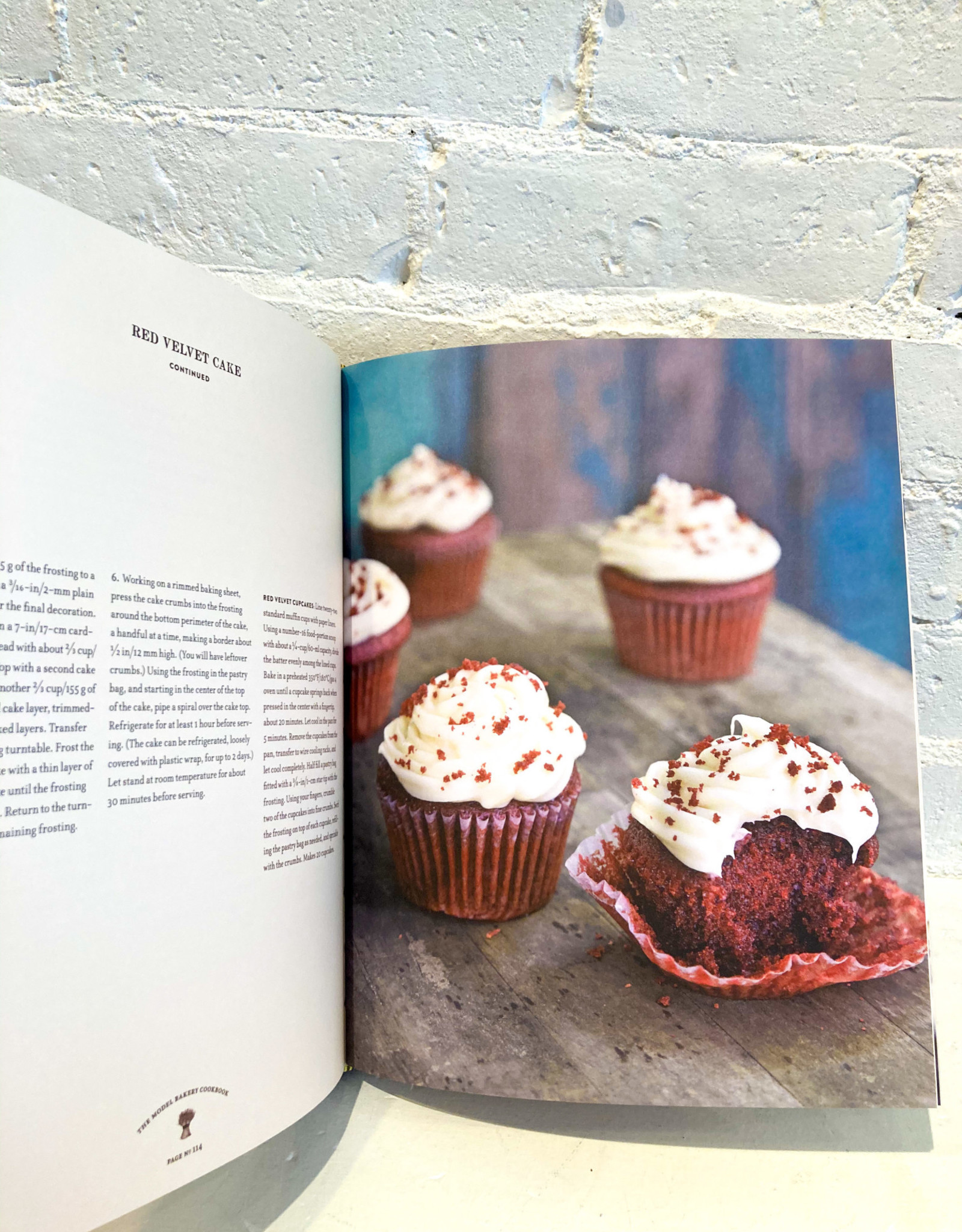 The Model Bakery Cookbook by Karen Mitchell and Sarah Mitchell Hansen with Rick Rodgers